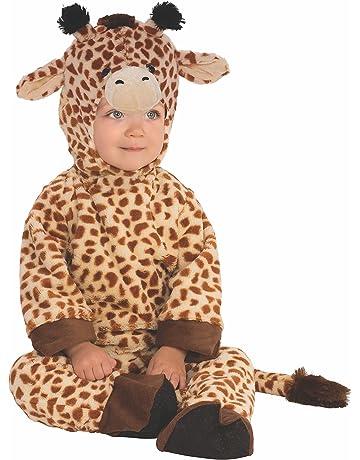 Rubies - Disfraz infantil de jirafa para niño a994ccdd041