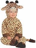Rubies - Disfraz infantil de jirafa para niño, bebé 1-2 años (Rubies 510561-T)