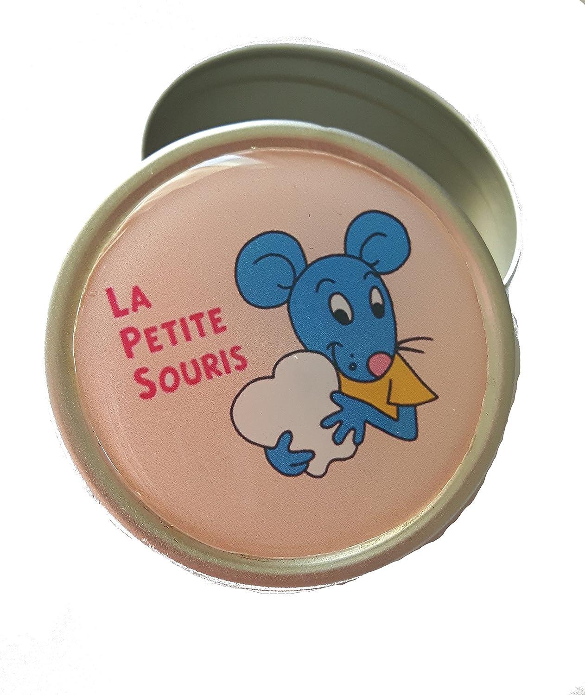 Boîte à dents souris bleu Créa03 bd04