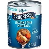 Progresso Low Fat Light Italian Style Meatball Soup 18.5 oz Can