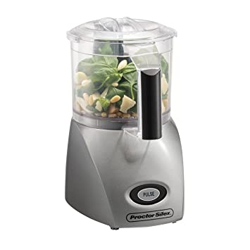 Review Proctor Silex 72706 Food Processor, Silver