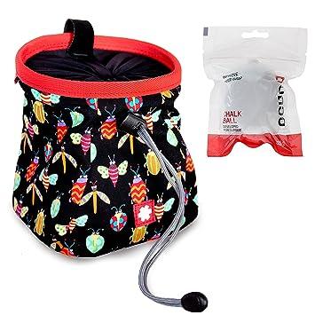 Ocun Bolsa para magnesio Lucky/Push con WildCountry - Bola y Belt