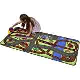 Amazon Com Learning Carpets Ride The Train Lc 142 Toys