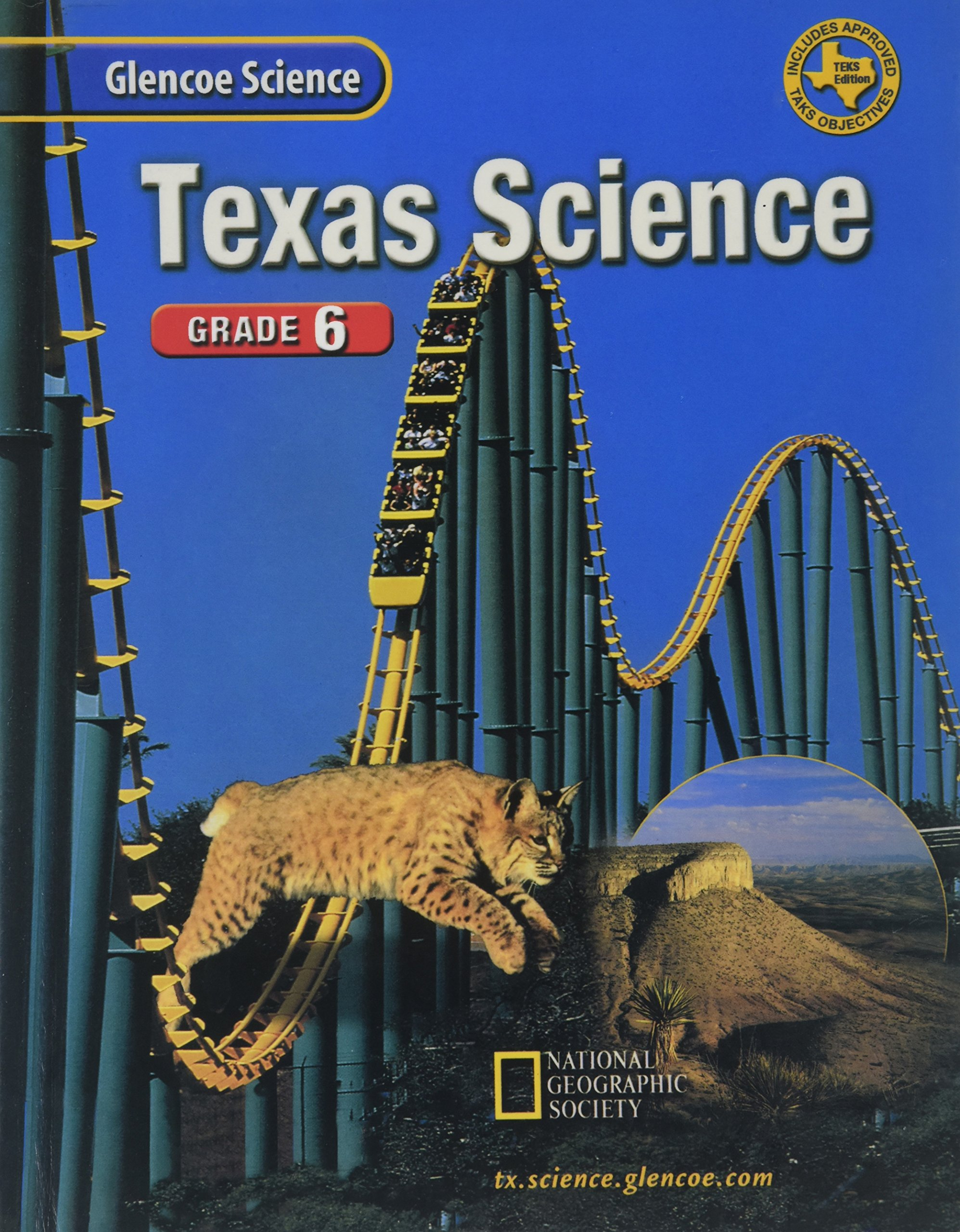 Glencoe Science Texas Grade 6 Student Edition 2002 Mcgraw Hill