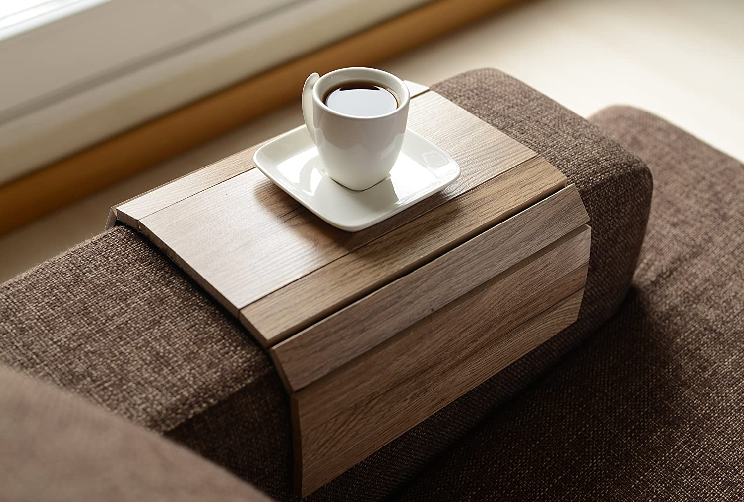 Sofa Tray Table ,Handmade,Sofa Arm Tray,Armrest Tray,Sofa Arm Table,Coffee Table, Wood Gifts, Sofa Table,Wood Tray,Gift, Home & Living