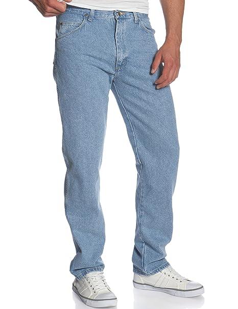 Wrangler Pantalones Vaqueros Grandes y Altos para Hombre ...