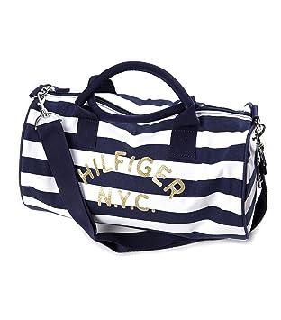 Tommy Hilfiger Mini Sac de sport, sac de voyage, Travel Bag, Gym Bag