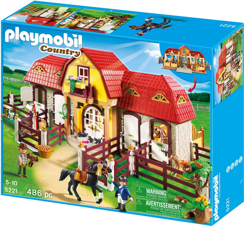 Playmobil Haus Playmobil Reiterhof