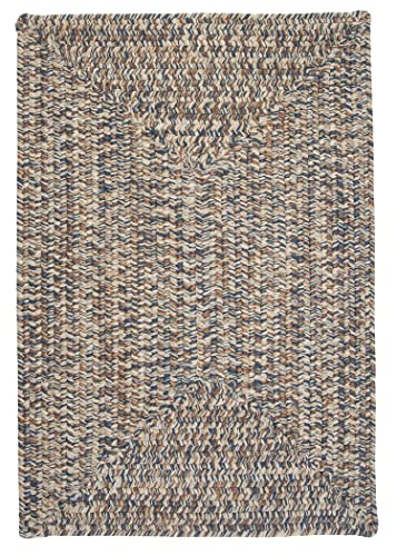 Corsica Rectangle Area Rug, 5 x 8 , Lake Blue