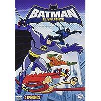 Batman The Brave (Batman el Valiente) - Lonchera con Juego de Nintendo DS y 3 Temporadas en DVD - Standard Edition