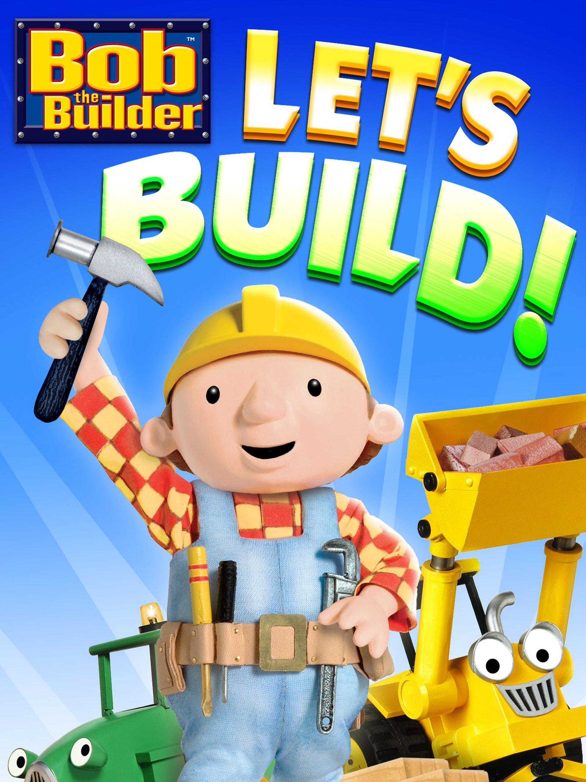 Bob the builder live online dvd rental - Bob The Builder Let S Build