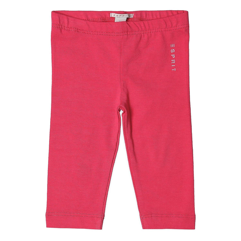 ESPRIT Baby-Mädchen Leggings ESS Rosa (Camelia 355) 74 RL2401100
