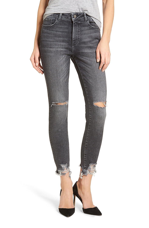 [ディーエル1961] レディース デニム DL1961 Farrow Ripped Ankle Jeans (Light [並行輸入品] B079YMRWV2