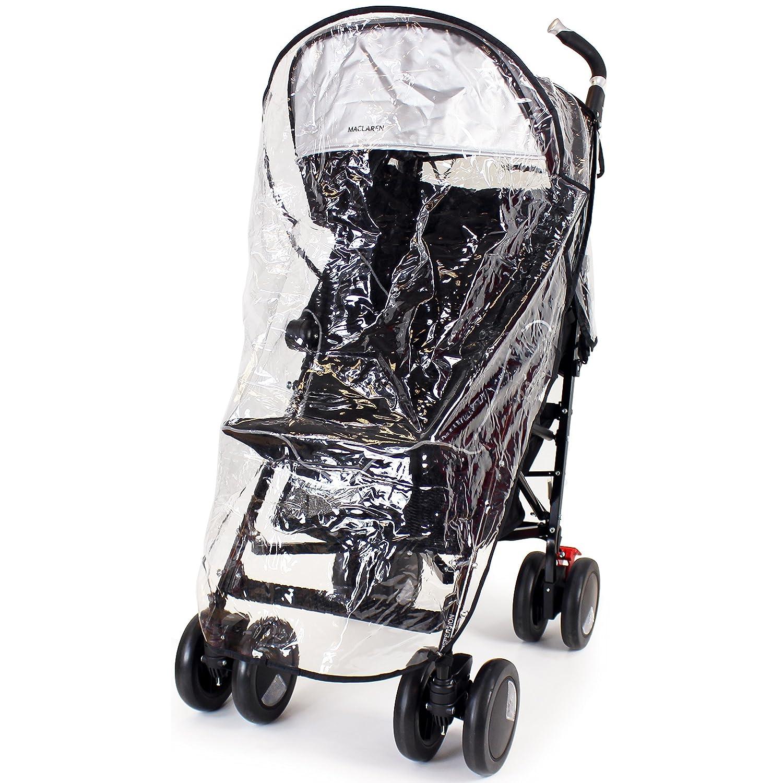 Baby Travel Maclaren Techno XT Capota impermeable para carrito de bebé: Amazon.es: Bebé