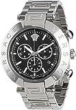 """Versace Men's VA8020013 """"Reve"""" Stainless Steel Watch"""