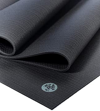 Manduka PROlite Yoga Mat – Premium 4.7mm Thick Mat, Eco Friendly, Oeko-Tex Certified and Free of ALL Chemicals. High Performance Grip, Ultra Dense ...