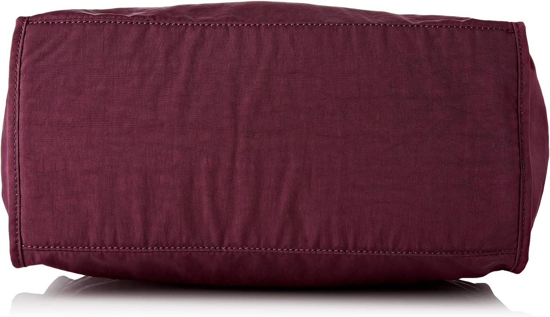Kipling New Shopper L, Cabas Violet (Dark Plum)