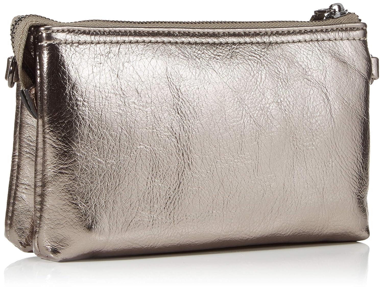 Gabor dam Nueva cross-body väska metalliskt silver