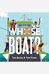 Whose Boat? Kindle Edition
