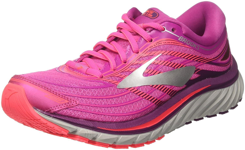 Brooks Glycerin 15, Chaussures de 1b608) Gymnastique Femme 36.5 EU|Rose (Pink/Purple/Silver 1b608) de 8ccd13