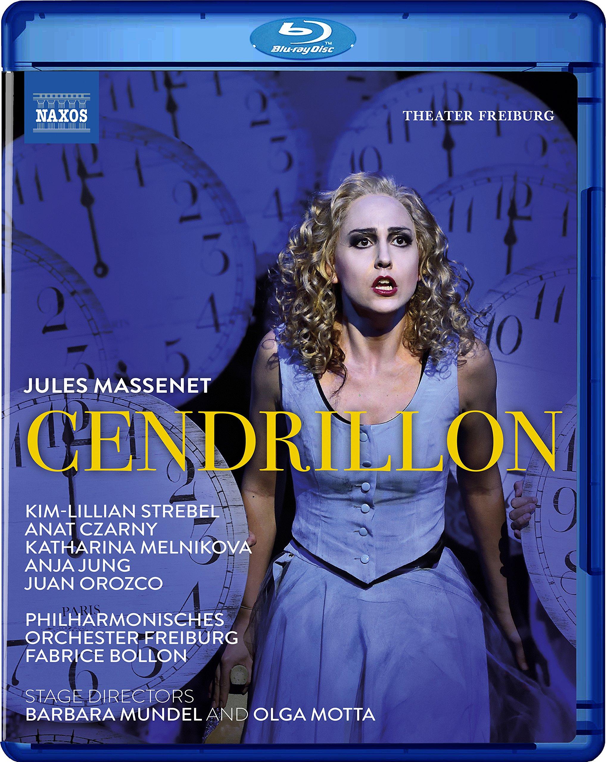 Blu-ray : Cendrillon (Blu-ray)