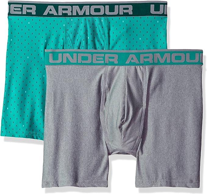 Under Armour Original 6in 2 Pack Novlty Ropa Interior, Hombre: Amazon.es: Ropa y accesorios