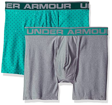 Under Armour Original 6in 2 Pack Novlty Ropa Interior, Hombre: Amazon.es: Ropa y accesorios