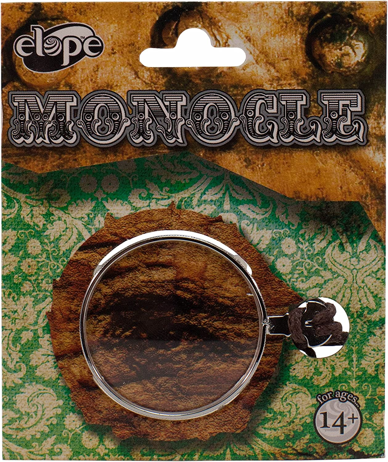 Silver Monocle