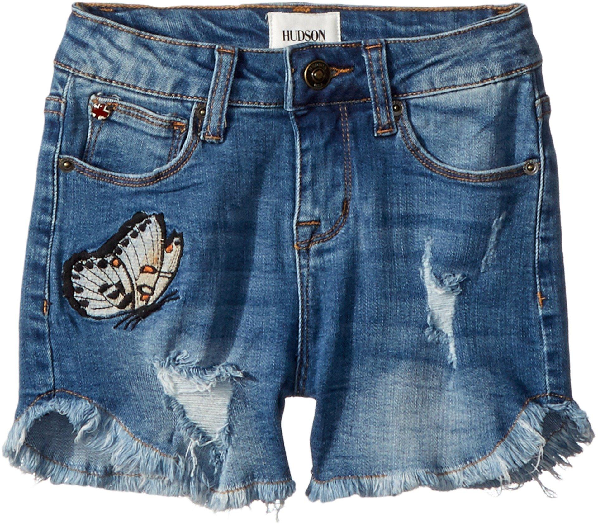 Hudson Kids Girl's Florence Shorts (Big Kids) Dream 8