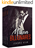Mason Billionaires (4 Billionaire Books Bundle)