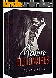 Mason Billionaires (4 Billionaire Books Bundle)