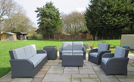 Fine Chairs Sillas Finas de ratán para jardín y terraza al ...