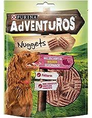AdVENTuROS Hundesnack Nuggets, 6er Pack (6 x 90 g)