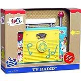 Fisher Price Classic - Radkk01 - Jouet Musical - Radio Tv