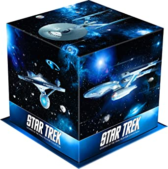Pack star trek (1-10) [Blu-ray]: Amazon.es: Varios: Cine y Series TV