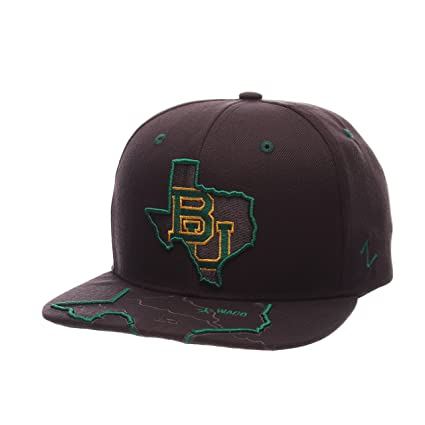 new arrival be24d a34e0 ... where to buy zhats ncaa baylor bears mens stateline snapback cap  adjustable size charcoal bbce0 3d03c