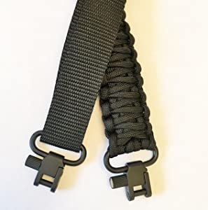Ten Point Gear Gun Sling Paracord 550 Adjustable w/Swivels