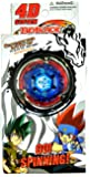 Beyblade Burst 4D System Single Bey Playset Character Pegasus (Multicolour)