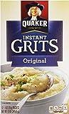 Quaker Original Instant Grits, 12 ct