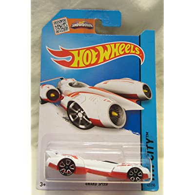 Hot Wheels, 2015 HW City, 4Ward [White] Die-Cast Vehicle #42/250: Toys & Games