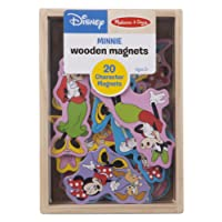 Melissa & Doug Disney Minnie Mouse Wooden Character Magnets (21 pcs)