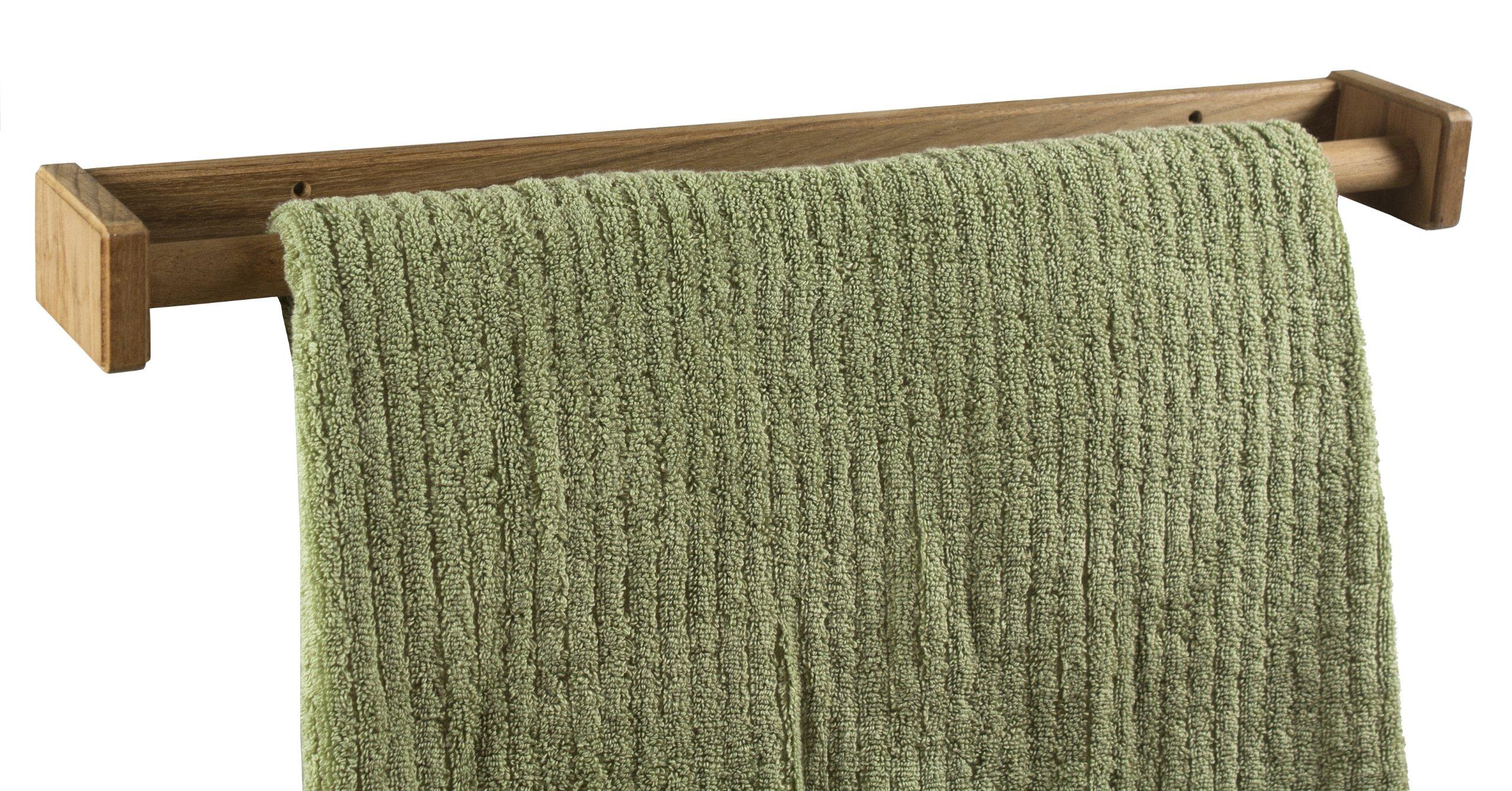 SeaTeak 62336 Towel Rack, Large