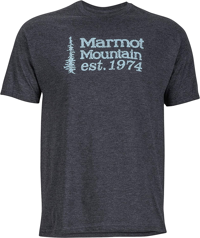 Marmot Men's Short Sleeve 74 Tee