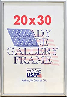 product image for Lot of 3,6,12 Or 24 20x30 Deluxe Poster Frames Options (Gold, Black & Silver) (24, Silver)
