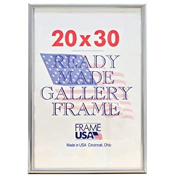 Amazon.com - Lot Of 3, 6, 12 Or 24 20x30 Deluxe Poster Frames ...