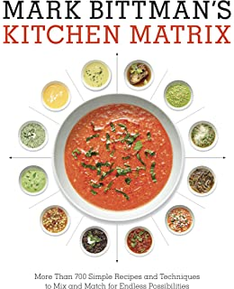 The food matters cookbook 500 revolutionary recipes for better mark bittmans kitchen matrix more than 700 simple recipes and techniques to mix and match forumfinder