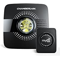 Chamberlain MyQ Smart Garage Hub with Smartphone Control (Black)