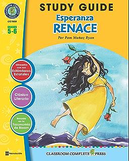 Guía de Estudio - Esperanza Renace (Esperanza Rising Novel Study - Spanish Version) (