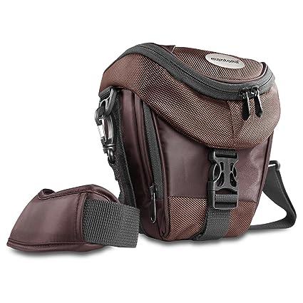 Mantona Premium - Funda para cámara reflex (correa para hombro ...