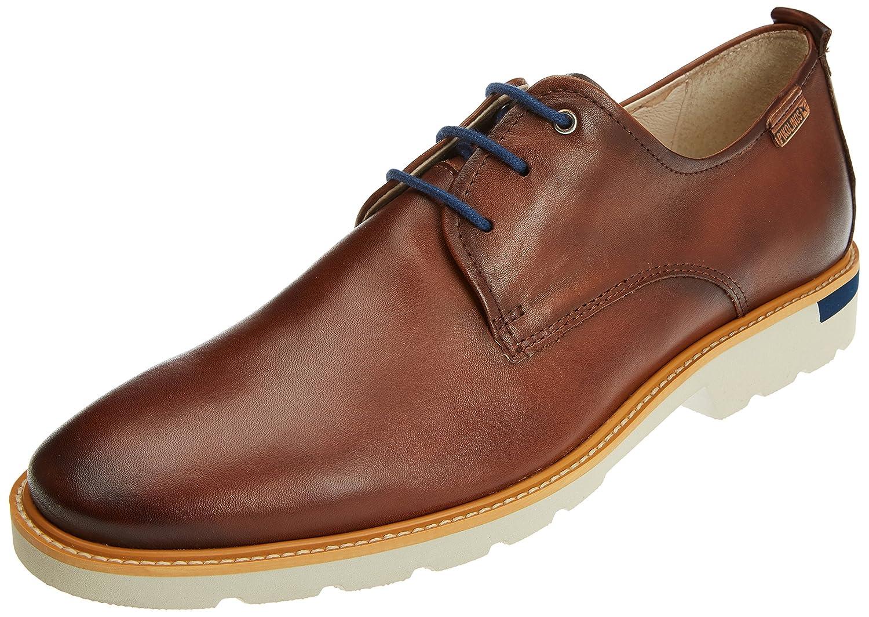 TALLA 44 EU. Pikolinos Salou M9j, Zapatos de Cordones Derby para Hombre